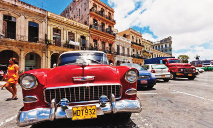 DAILY NON-STOP FLIGHTS FROM TAMPA TO HAVANA, CUBA