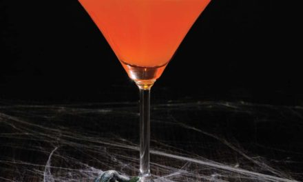 Blood Orange Martini!