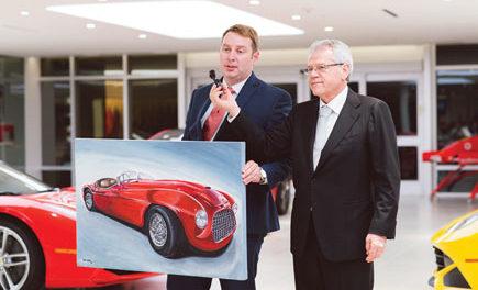 Ferrari of Tampa Bay Grand Opening!