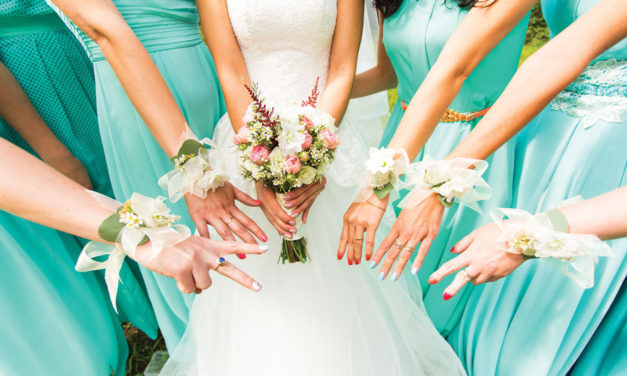 Guide to being the perfect Bridesmaid!