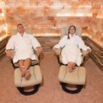 Himalayan Salt Therapy at Waldorf Astoria Spa