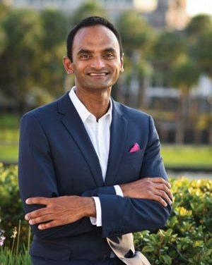 Deepak K. Naidu, M.D.