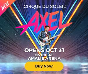 Cirque du Soleil – AXEL