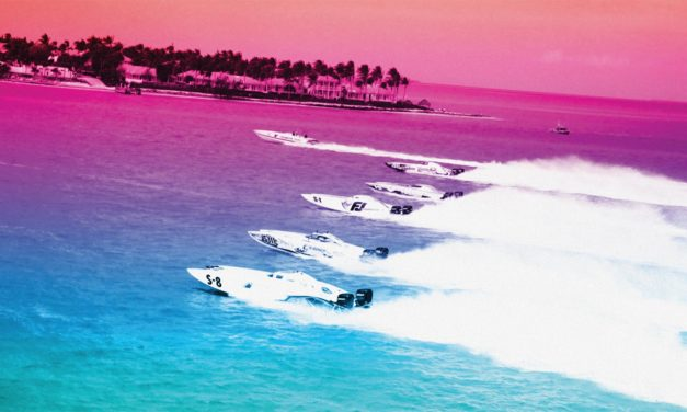 Offshore Speed Superboats