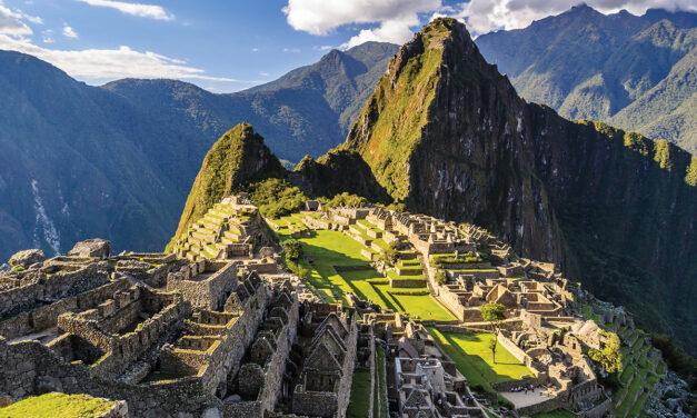 Machu Picchu – And the Golden Empires of Peru